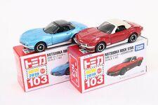 Takara Tomica Tomy #103 Mitsuoka Rock Star Scale 1/60 Mini 2x Set Diecast Car