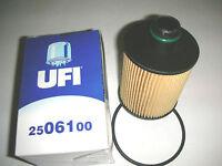 2506100  FILTRO OLIO FIAT 500 BRAVO DOBLO' FIORINO GRANDE PUNTO IDEA 71777722