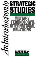 An Introduction to Strategic Studies (Studies in International Security)