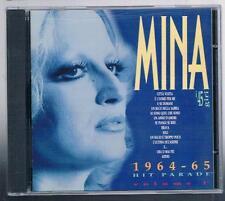 MINA I 45 GIRI 1964 - 65 HIT PARADE CD FUORI CATALOGO