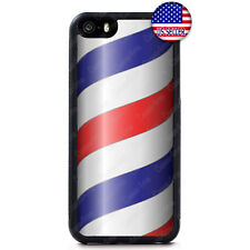 Barber Poll Sign Symbol Hard Case Cover New iPhone 11 Pro Max Xs XR 8 Plus 7