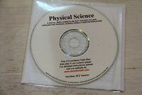 DIVE Integrated Physical Science Digital Interactive Video Education CD