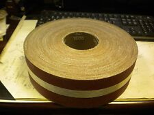 "PERFORMANCE ABRASIVES 3""X50YRD 80GRIT AO SHOP ROLL"