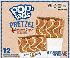 Kellogg's Pop Tarts Salatino 'Cinnamon Sugar' Tostapane Pastries 576gr ORIGINALE USA