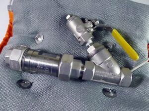 Sapphire GEM Thermostatic Staged Venturi Orifice Steam-Trap TMA 750 PMA 250PSI ?