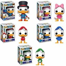 Funko Pop Disney: Duck Tales 20057.59.60.62.63 Set of 5
