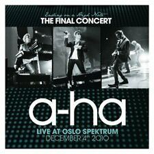 a-ha - Ending On A High Note - The Final Concert [CD]