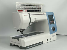 Janome MC8900QCP Special Edition Professional Sewing & Quilting Machine