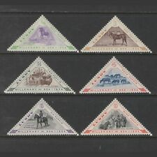 Lundy: lot of six Horse/ Lundy Ponys stamps – Mh –