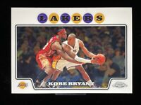 2008-09 Topps Chrome Basketball Kobe Bryant  w/ LeBron James #24🔥🔥