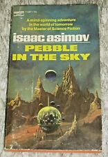 Isaac Asimov, Pebble In The Sky, Vintage 1971 Science Fiction Paperback