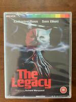 Legacy Blu-ray 1978 British Cult Horror Movie Indicator Limited Edition BNIB