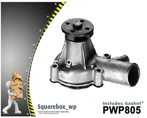 Water Pump PWP805 fits FORD LTD FC (without air) 250 CI 10/79 - 88