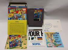 Nintendo NES WALL STREET KID
