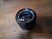 Canon 50 Mm F1. 2 L completo Di Tappo. Olimpiadi
