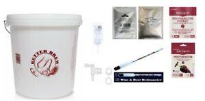 30L Premium Equipment Bulldog WINE Making Starter Kit Home Brew wine