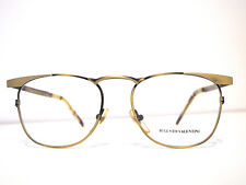 Augusto Valentini montatura da vista Oval Vintage Eyeglasses made in Italy New