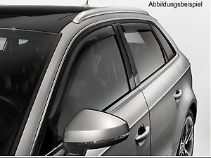 Genuine Audi A8 Wind Deflectors 2010 - 2017