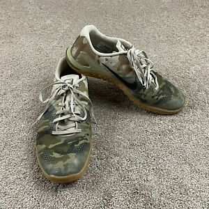 Nike Metcon 4 Olive Canvas Camo Men's 13 CrossFit Shoes AH7453-300
