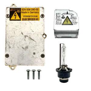 OEM For 03-07 Saab 9-3 Xenon Ballast Igniter & HID D2S Bulb Module Control Unit