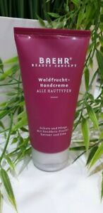 BAEHR BEAUTY CONCEPT Waldfrucht-Handcreme 75 ml