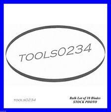 "Milwaukee 48-39-0532 44-7/8"" 24 TPI Band Saw Blade Lot of 10 BULK fits 6232-6"