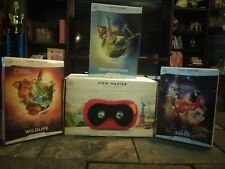 View Master Virtual Reality ~ Starter Pack w/h 3 Additional Experience Packs