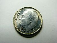 1960 Roosevelt Dime <> Brilliant Uncirculated  <> Free Shipping