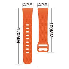 Reemplace la pieza correa suave para Samsung Gear Fit2 SM-R360/Fit2 Pro SM-R365