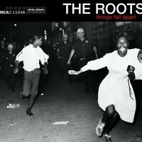 """THE ROOTS """"THINGS FALL APART"""" CD NEUWARE!!!!!!!!!!!!!"""