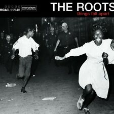 "THE ROOTS ""THINGS FALL APART"" CD NEUWARE!!!!!!!!!!!!!"