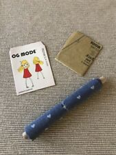 "18"" doll sewing pattern fabric roll Our generation American Girl"