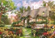 FALCON JIGSAW PUZZLE THE WHITESMITH'S COTTAGE DOMINIC DAVISON 1000 PCS #11075