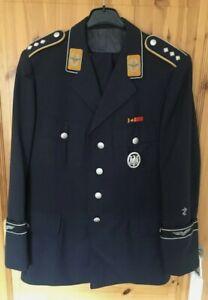 Bundeswehr Uniform Jacke und Hose Luftwaffe Hauptmann Pilot Mütze