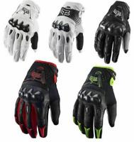 Fox Racing Bomber Gloves 2019 - MX Motocross Dirt Bike Off Road ATV Mens Gloves