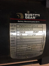 Boston Gear Motor PM181501F-DPS-B