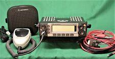 Motorola XTL5000, VHF Radio, complete with Accessories.