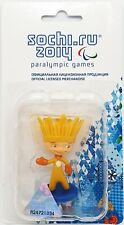Official Mascot RAY OF LIGHT Souvenir Paralympic Games SOCHI 2014