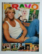 Bravo 36 vom 27.8.1987 - mit Starschnitt + Poster * Michael Jackson * ! (0355)