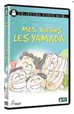 DVD Mes Voisins Les Yamada Disney Studio Ghibli Miyazaki Isao Takahata Neuf VF