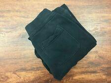ABERCROMBIE & FITCH Stretch Black Athletic Sweatpants Women's Size XS