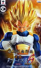 Dragon Ball SCultures BIG / Super Saiyan Vegeta / Banpresto Figure Colosseum