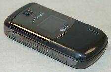 LG VX5600 Accolade GRAY Verizon Wireless Keypad Cell Phone Camera PREPAID ONLY