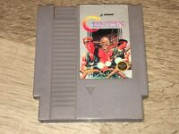 Contra Nintendo Nes Cleaned & Tested Authentic