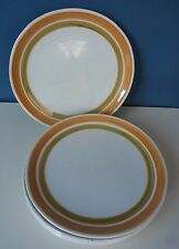 1960-1979 Staffordshire Pottery Side Plates