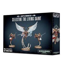 Adeptus Sororitas Celestine, the Living Saint - Warhammer 40k - Brand New! 52-58