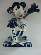 NEW! Disney's Mickey Mouse 2010 MLB All Star Los Angeles Dodgers Figurine