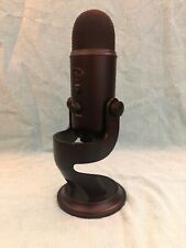 Blue Yeti USB Mic for Recording and Streaming In Black