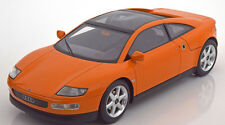 Audi Quattro Spyder Orange Concept Car 1991 Frankfurt by BoS Models 1/18 New!