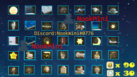 AC ✨ CELESTE DIY + gifts 🌙 40 items 😊 Animal Crossing New Horizons
